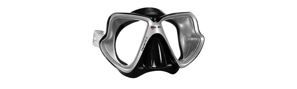 Silicone Máscara de Mergulho