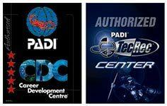 Centro de mergulho CDC PADI