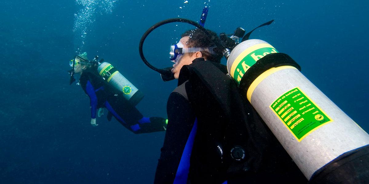 Curso Avançado de Mergulho com Nitrox