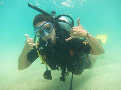 Curso Scuba Diver PADI