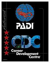 Único Centro PADI de Desenvolvimento de Carreira da América do Sul