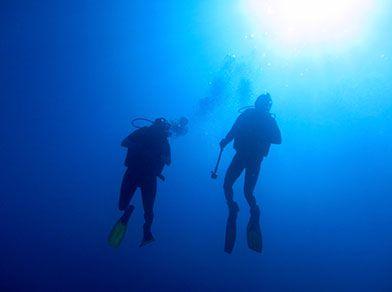 Especialização em Mergulho Profundo