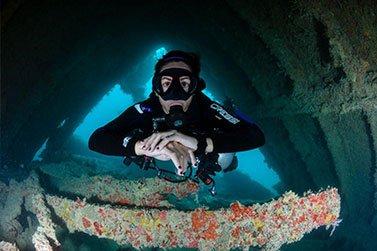 Mergulho em Abrolhos