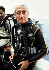 Aqualung Jacques Cousteau