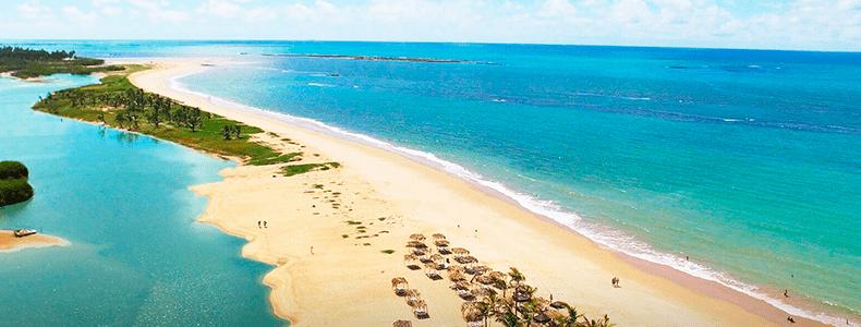 Praia de Pratagy