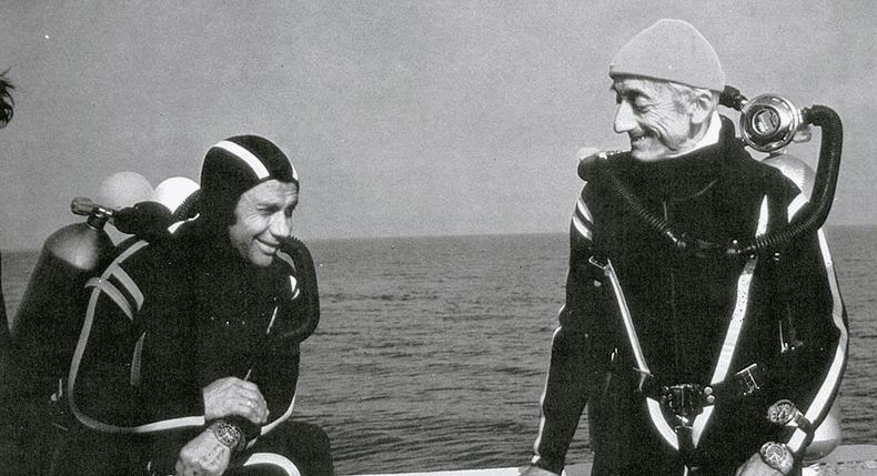Dia do Mergulhador Conheça a Origem do Mergulho