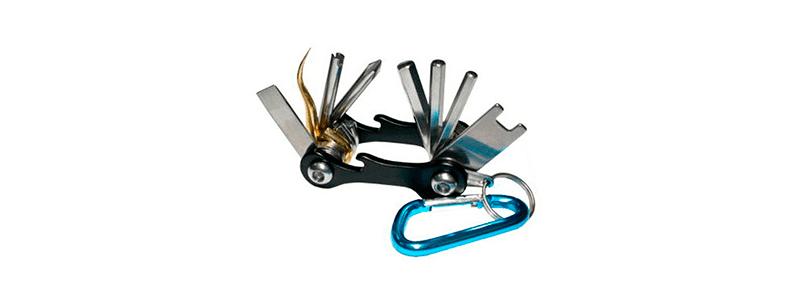 Kit de ferramentas para mergulhador
