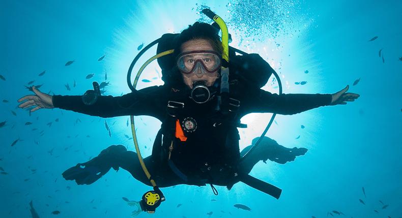4 razões definitivas para mergulhar com Nitrox ainda nesta semana!