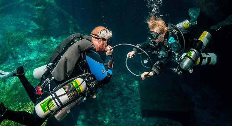 Sidemount a técnica que vai revolucionar o seu mergulho!