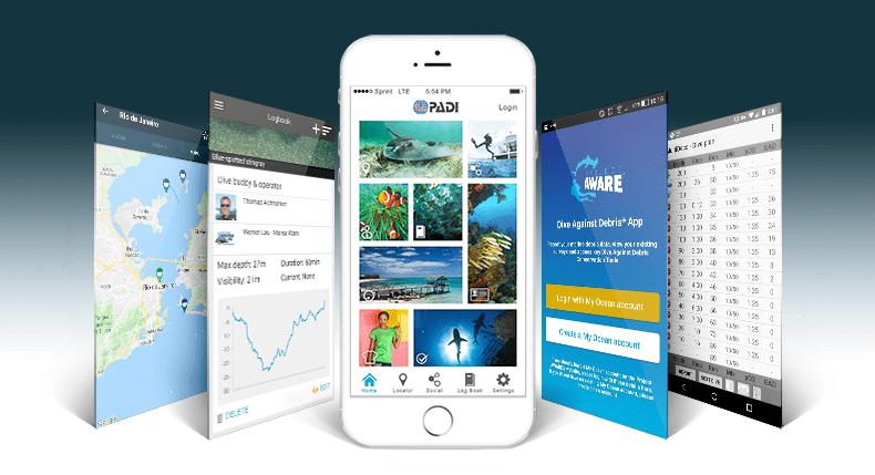 5 aplicativos imperdíveis que todo mergulhador precisa conhecer
