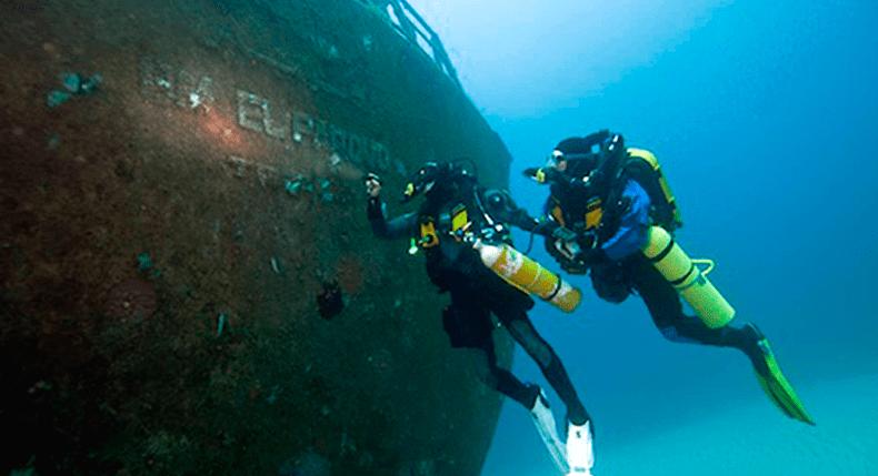 Como o mergulho técnico pode quebrar todas as barreiras do seu mergulho?