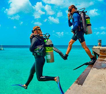 Viagem de Mergulho para Bonaire