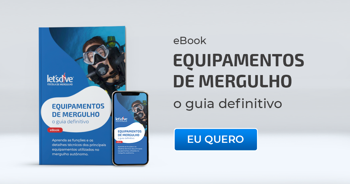 eBook Equipamentos de Mergulho