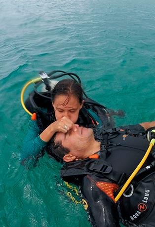 Promoção Curso Mergulhador de Resgate