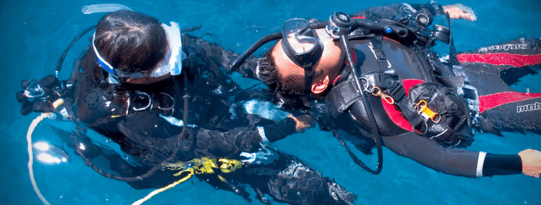 Rescue Diver – Descubra o herói que há dentro de você!